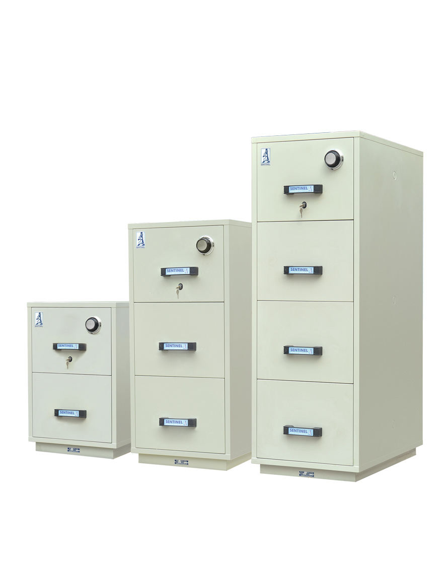 China Fireproof File Cabinet Ul 2 Hours Fire Resistant