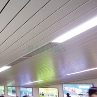 China Linear/Lineal Aluminium Strip Ceiling Panel