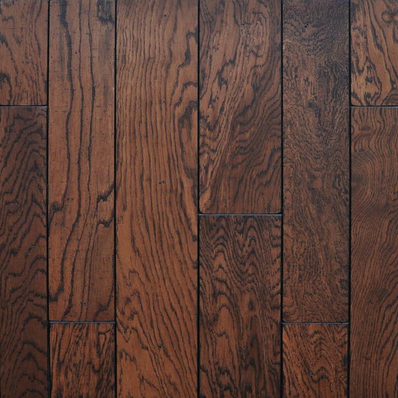 China Distressed Beautiful White Oak Engineered Wood