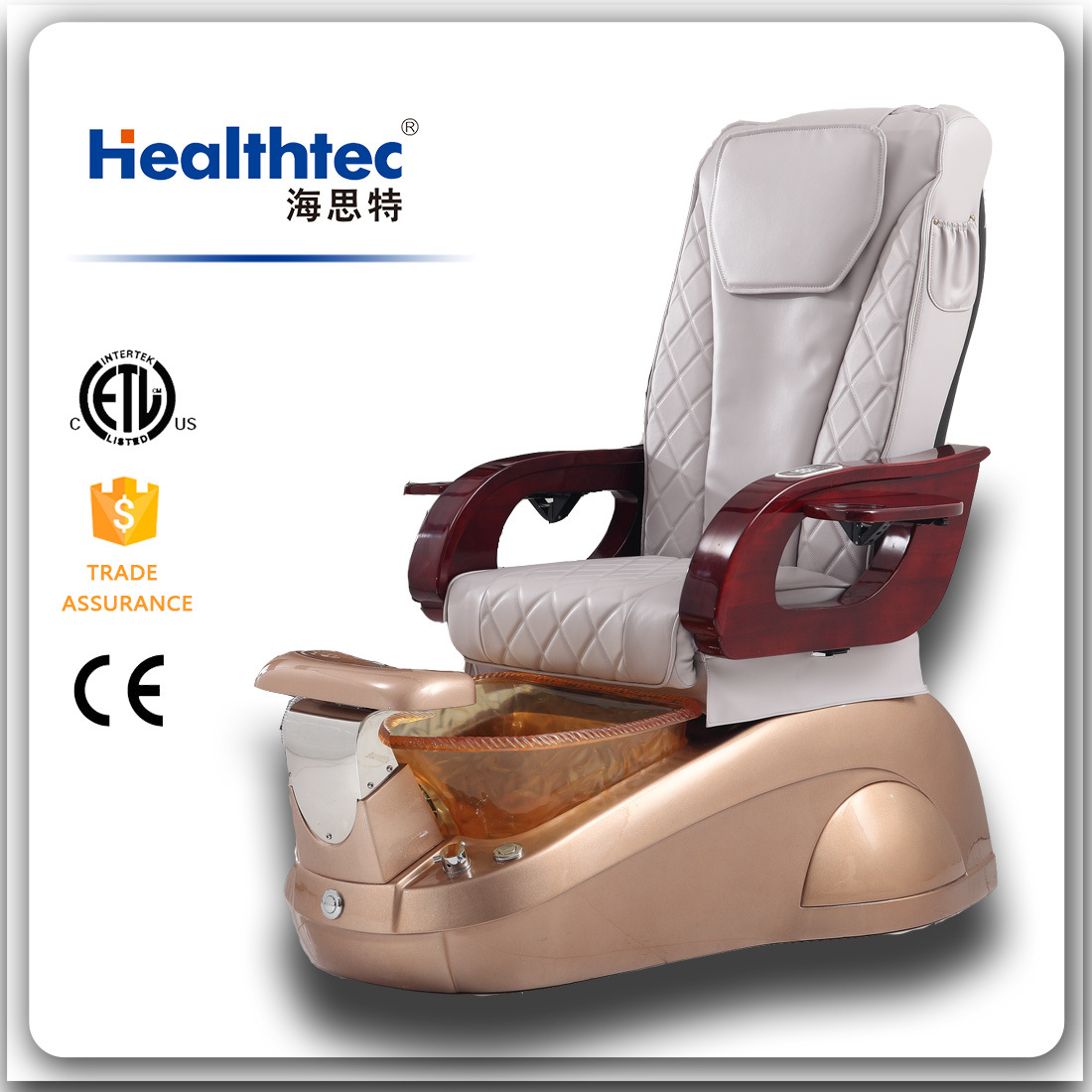 European Touch Pedicure Chair Hot Item Luxury European Pedicure Chair Inflatable Jacuzzi B801 18