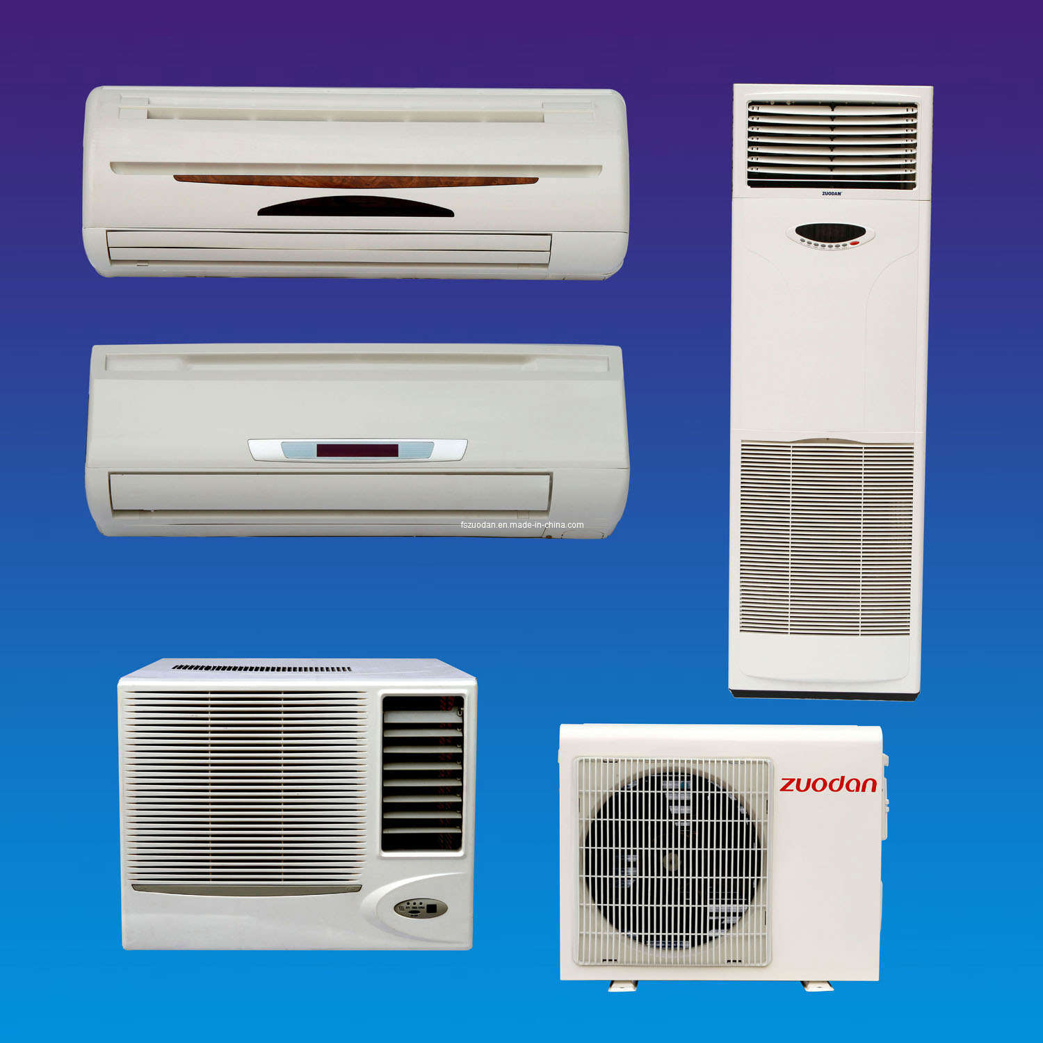 Domestic Air Conditioning Systems