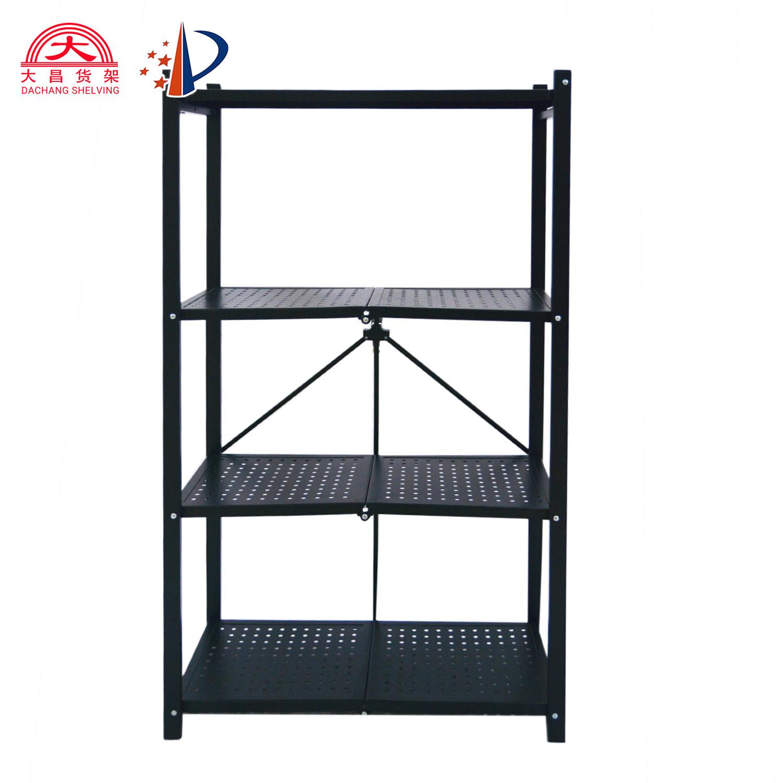 china 5 layer adjustable wire shelf