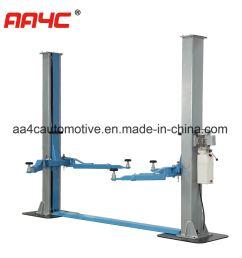 china 2 sides manual lock release 2 post car lift aa 2pfp40 4 0t china car lift garage equipment [ 1500 x 1500 Pixel ]