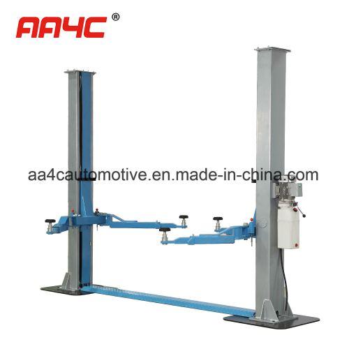 small resolution of china 2 sides manual lock release 2 post car lift aa 2pfp40 4 0t china car lift garage equipment
