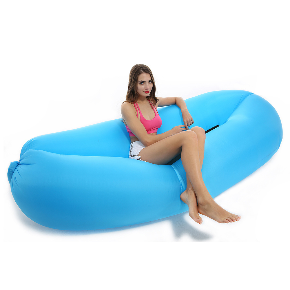 air bag chair replacement seats china fast inflatable sleeping bed laybag lazy inflate lounge sofa