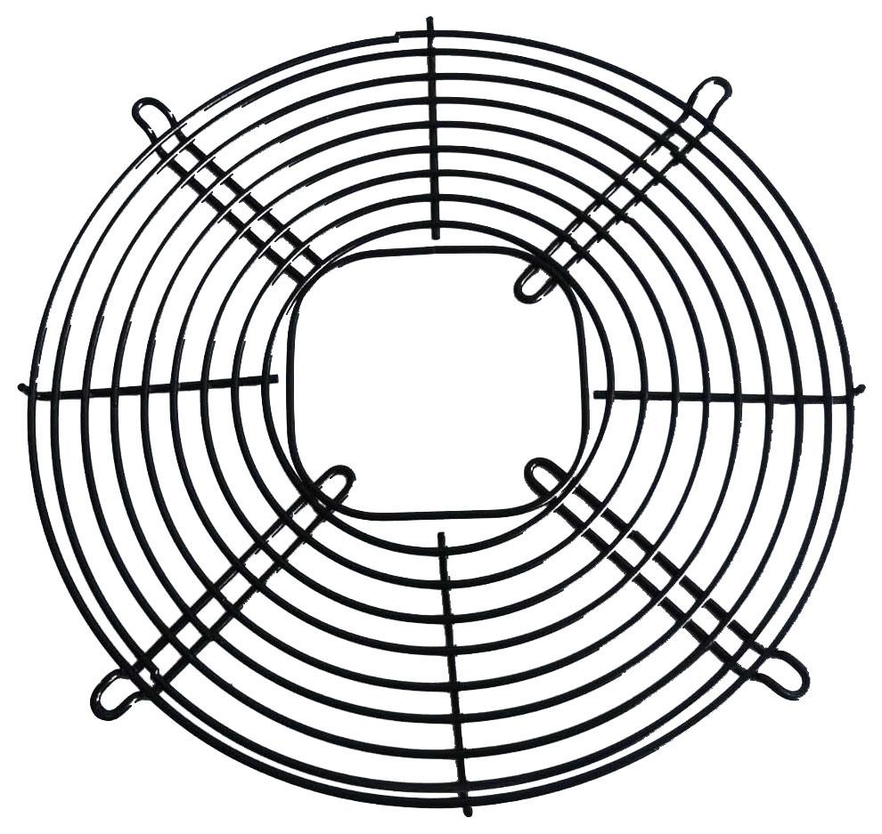 china fan guard exhaust fan cover
