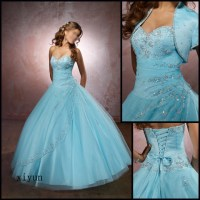 China Quinceanera Dress/ Prom Dress (Pd-89) - China Prom ...
