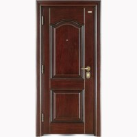 China Steel Entry Door (YDL F2) - China steel entry door ...