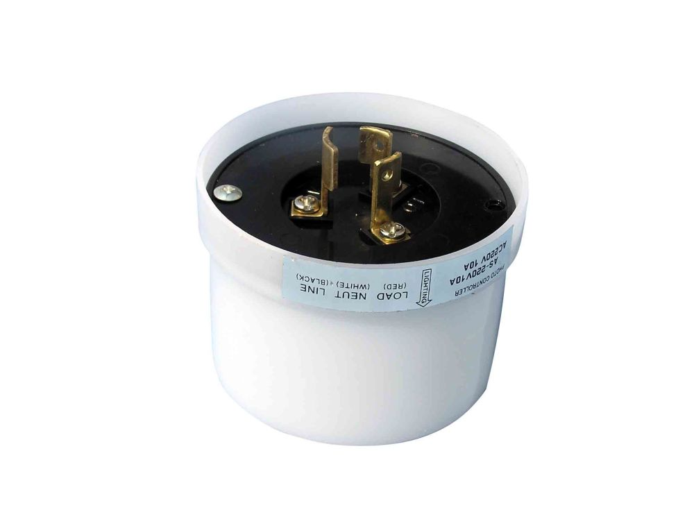 medium resolution of wiring photocell light control