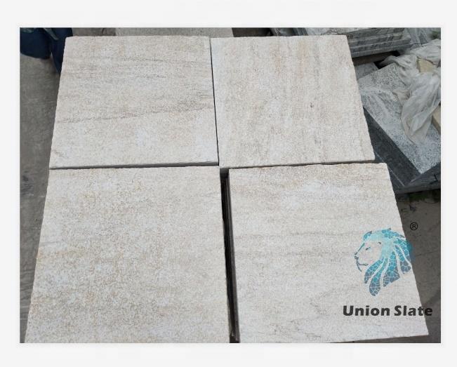 china wholesale natural grey slate tile
