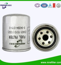 china hino truck engine parts fuel filter 23401 1510 china fuel filter hino [ 1000 x 1000 Pixel ]