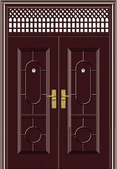 Latest Wooden Main Double Door Designs  Home Decorating Ideas