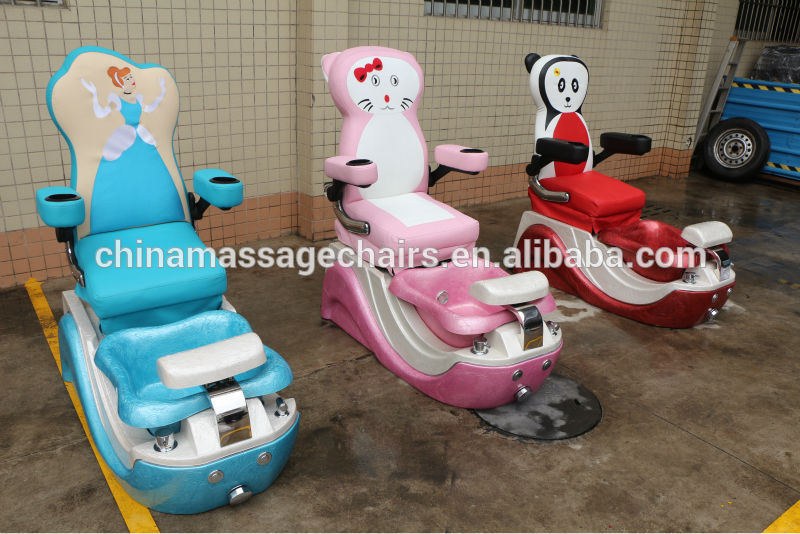 child pedicure chair holiday back covers pattern china original factory special offer children foot spa massage kid