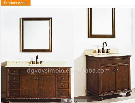 China 2017 Vovsimble New Bathroom Cabinet Bathroom Vanity Lowes Bathroom Sink Cabinets China Bathroom Cabinet Bathroom Vanites