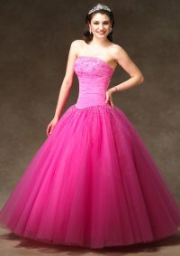 China Prom Dress-0184 (Princess Style Party Dress) - China ...