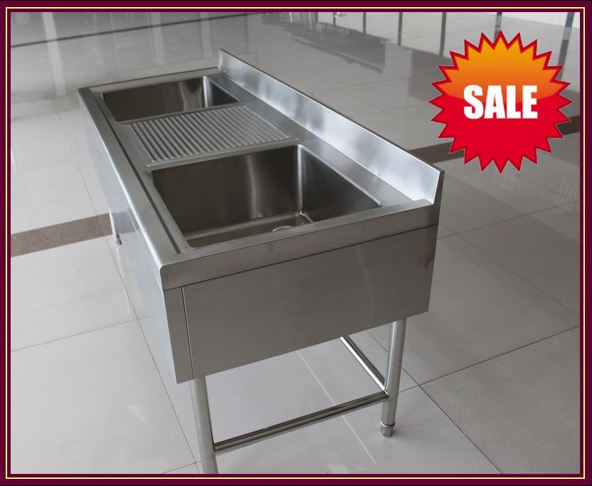 China Commercial Stainless Steel Kitchen Sink SC314