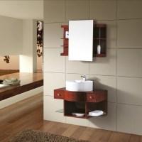 China Wall Mount Bathroom Cabinet (Kl209)