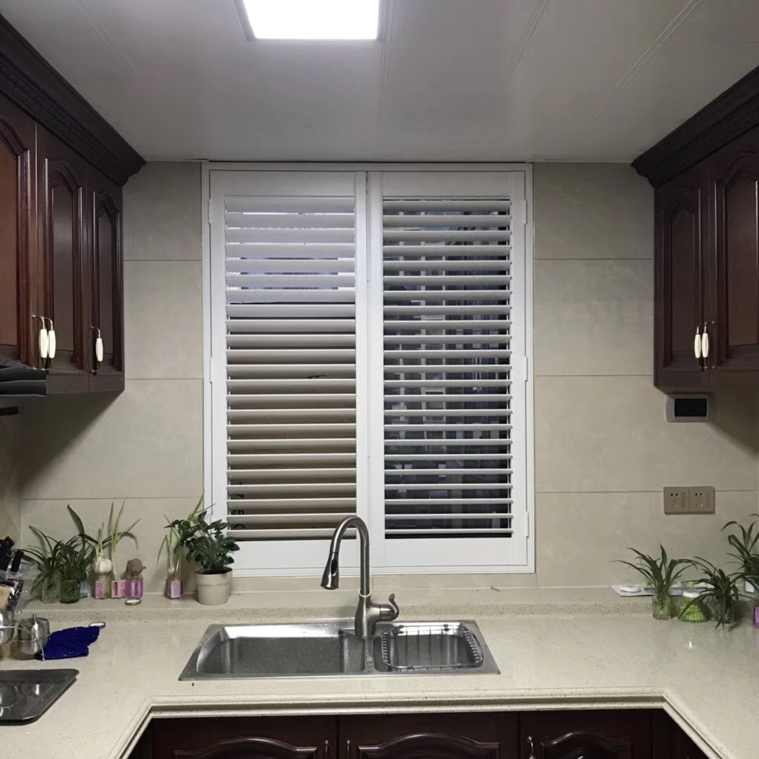 China Factory Wholesale Painted White Interior Wood