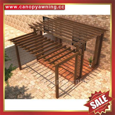 china prefabricated outdoor sunshade