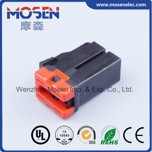 small resolution of yazaki 2 pins female electrical auto wiring harness cable plastic connector 7123 4123 30 7021 9 6 21