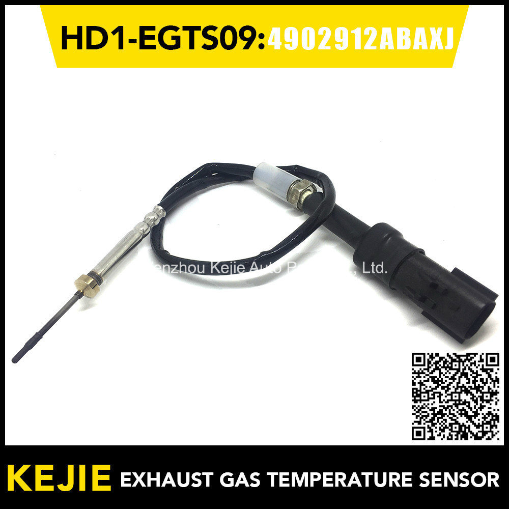 hight resolution of china exhaust gas temperature sensor exhaust cummins 4902912abaxj for daf china auto sensor temperature sensor