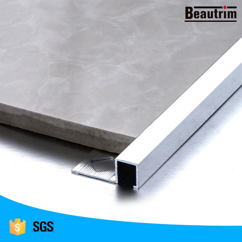 hot item beautrim stainless steel decorative tile edge trim