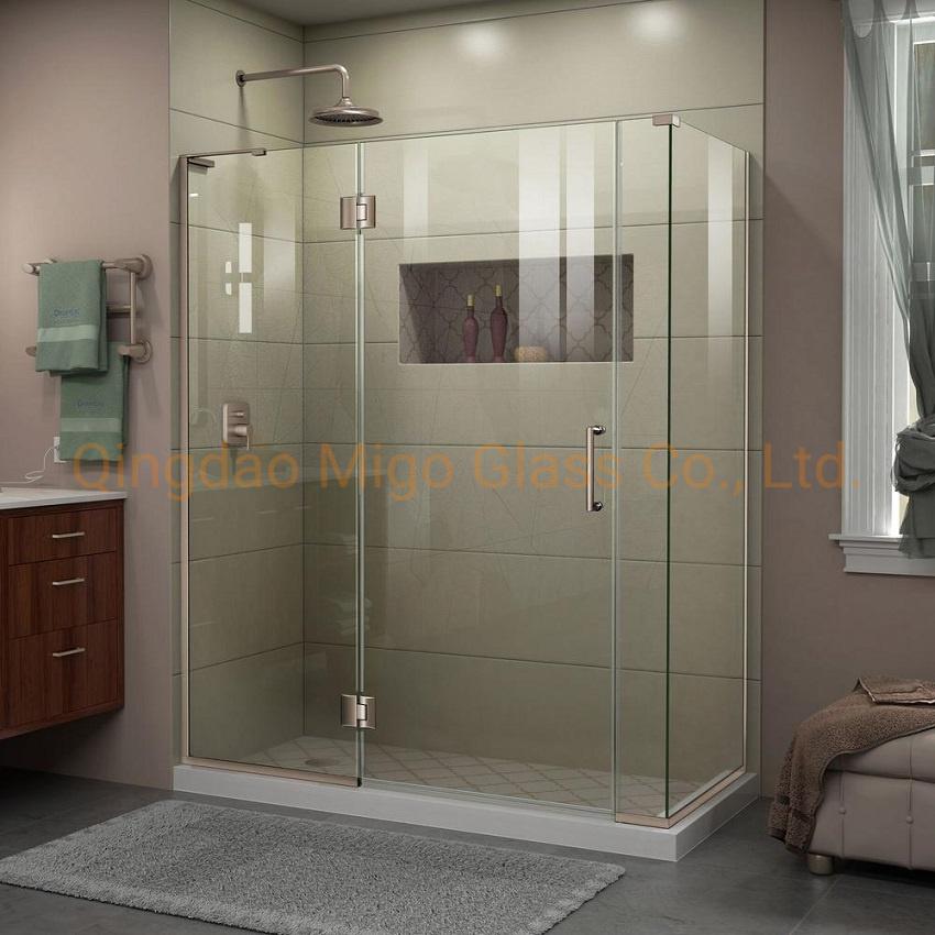 China Home Depot Shower Doors Shower Screen Shower Panel Bathroom Glass Doors Tempered Shower Door Glass China Glass Shower Doors Shower Glass