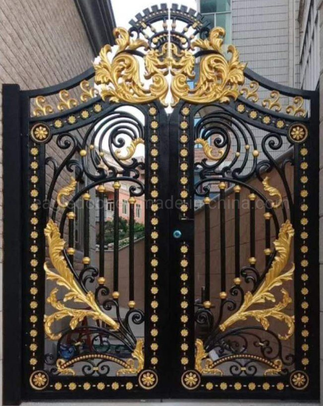 Gate Colour : colour, China, Metal, Sliding, Philippines, Price, Courtyard, Door,, Screen, Fencing