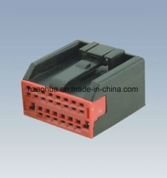 china 2 16 pin male female car radio wire harness connector for ford car china auto connector pcb connector [ 2056 x 1631 Pixel ]