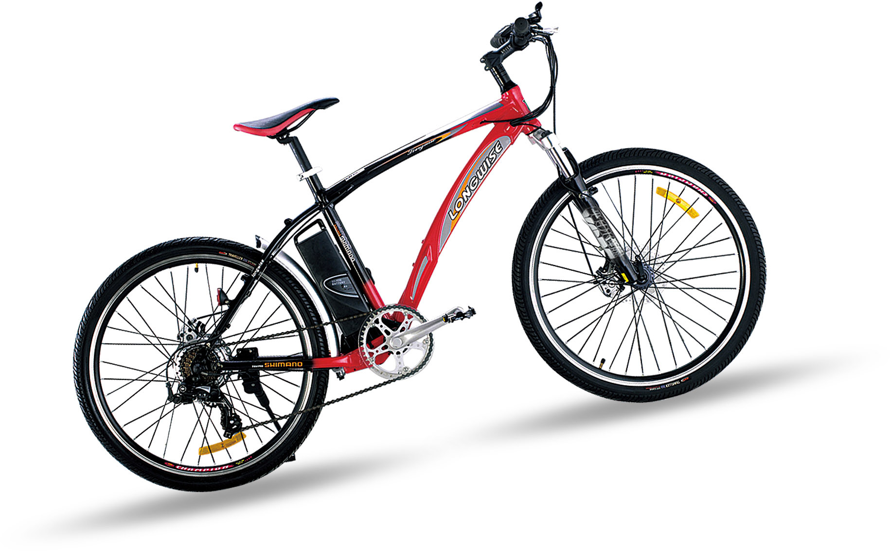 Mid Position Motor Electric Mountain Bike Bicycle Ys Meb 011 Images