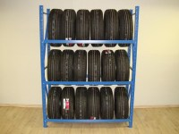 Storage Racks: Tire Storage Racks
