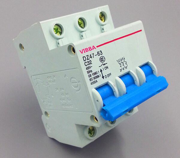 China Miniature Circuit Breaker Mcb China Mcb Mcbs