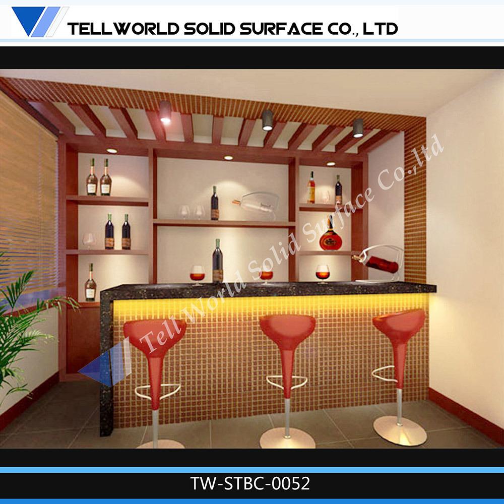 Quick Home Bar Design Ideas