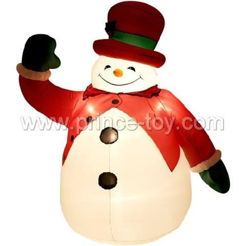 Inflatable Christmas Snowman (XM-6)