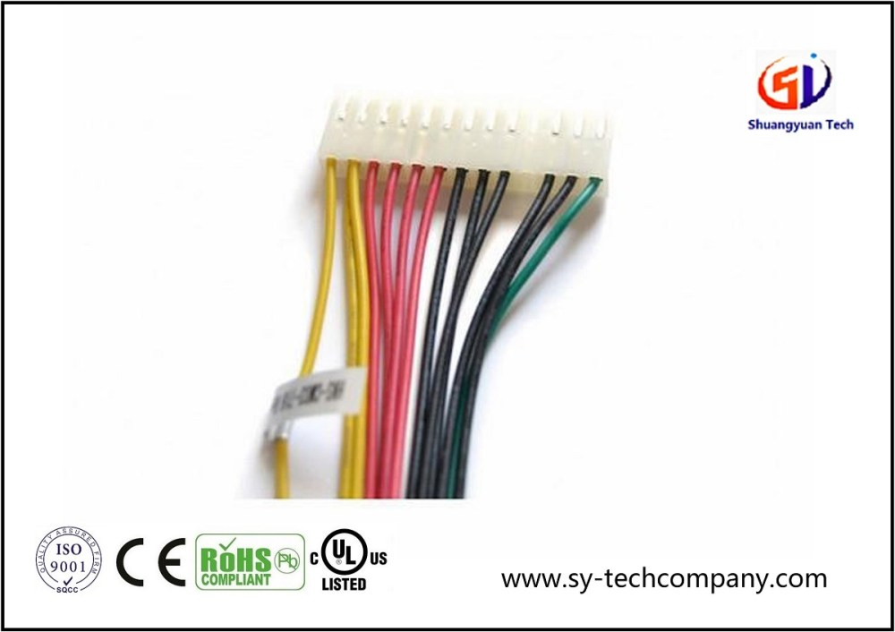 medium resolution of china customized electric 20 pin wire harness with molex connector china wiring harness cable assembly