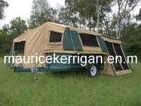 China Tent Off Road Standard 12ft Camper Trailer Tent ...