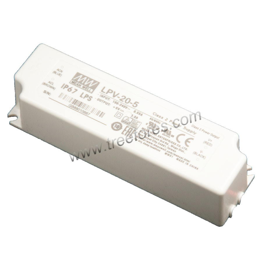 hight resolution of 20w 5v led strip light power supply usb transformer