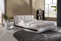 China Modern Bed Design (L-8132) - China Bed Design, Bed ...