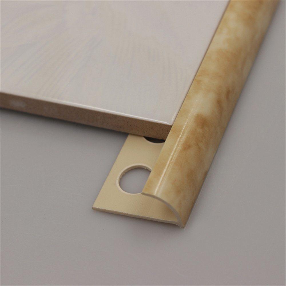 china plastic profile pvc ceramic tile