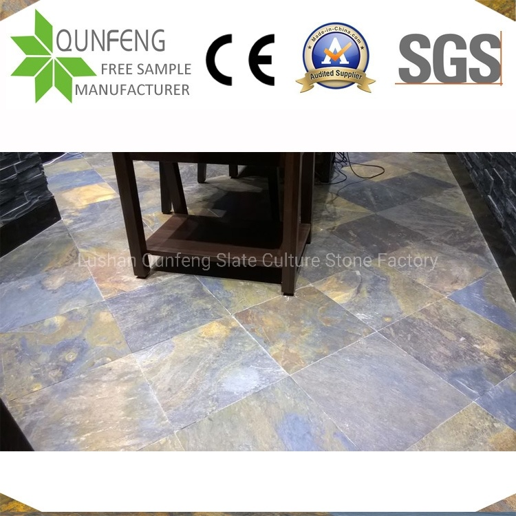 lushan qunfeng slate culture stone factory