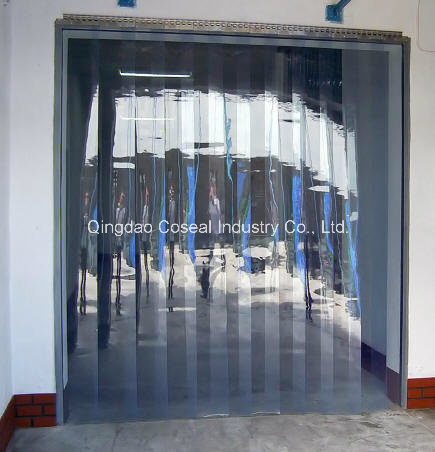 China Cold Room Plastic PVC Strip Curtain Photos U0026 Pictures Made