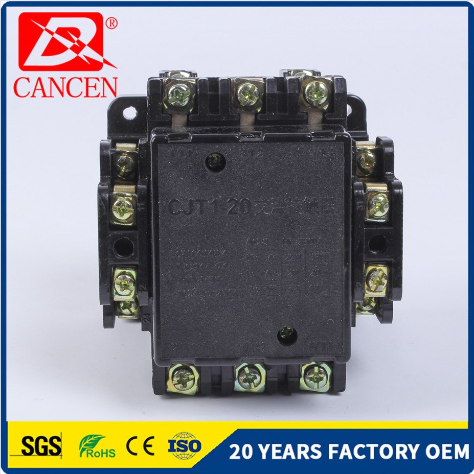 hight resolution of china ac dc electromagnetic contactor for electric motor wiring diagram 380v 50hz cjt1 100a 150a china ac contactor alternating current contactor