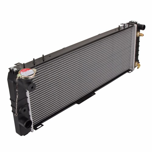 small resolution of car radiator for jeep cherokee xj 4 1994 9 2001 auto manual premium quality