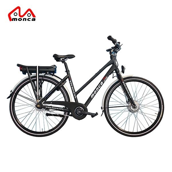 China Pretty Urban E Bike City Electric Bicycle Scooter