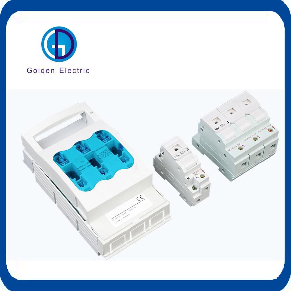 medium resolution of high quality 1p factory price fuse box ceramic dc fuse