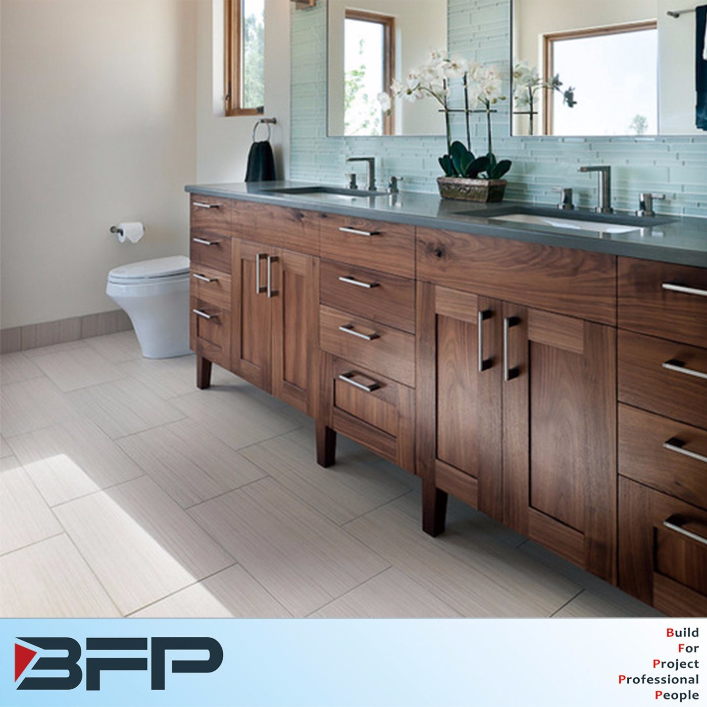 China European Style Shaker Panel Bathroom Vanity For Customized Photos Pictures Made In China Com