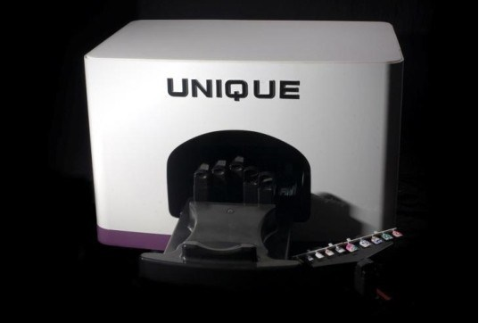 China Digital Nail Art Printing Machine Printer