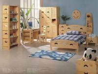 China Children's Bedroom Furniture Set - China Children's ...