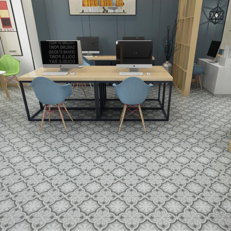 ceramic tile living room wall lighting for ceiling china customized non slip matte art tiles