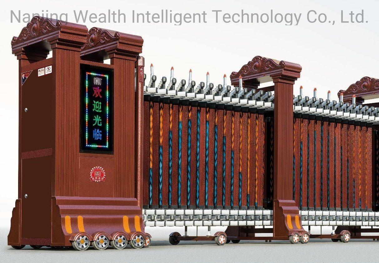 Designa Gate Barrier Dubai